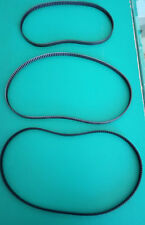 Kit Belts Replacements for Machine Bread Bifinett Mod. Kh1171