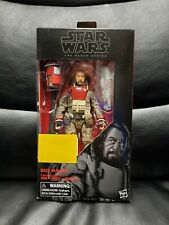 Star Wars Black Series Baze Malbus #37 (yellow sticker is just a post it note)