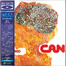 CAN Tago Mago CD JAPAN SEALED / NEW PCD-18604 P-Vine s5548