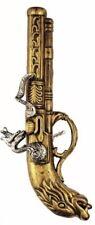 Pirate Highwayman Buccaneer Musketeer Musket Gun Pistol Fancy Dress Flintlock