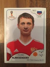 PANINI WORLD CUP 2018 STICKER NUMBER 47 ALAN DZAGOEV