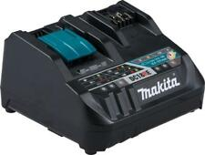 10.8V & 18V Twin Port Battery Charger - MAKITA