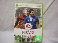 Fifa 10 - XBOX 360 Game - (X-BOX)