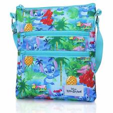 Lilo And Stitch Mini Messenger Cross Body Bag For Women With Adjustable Strap