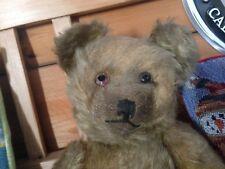 Alter Teddybär - Old Teddy Bear - Vintage - Antik Teddy Baer 40cm - Antique