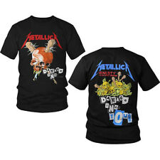 METALLICA T-Shirt Damage Inc Skull Tour 1986 New Authentic S-3XL