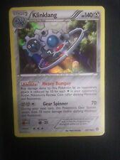 2016 Pokemon Card. 73/114. Rare. Klinklang.