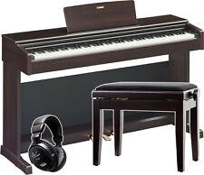 Yamaha ydp-144r rosas madera Matt set   piano digital epiano   organillo