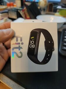 Samsung Galaxy Fit2 Activity Tracker - Black Selaed condition