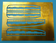 GMAF3206 1/32 SCALE MIG 15 WING FENCES ETCHED BRASS TRUMPETER WARBIRDS