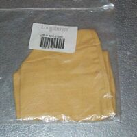 Longaberger Butternut SMALL RECIPE Basket Liner ~ Brand New in Bag!