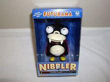 "FUTURAMA  NIBBLER 8"" VINYL. EVERYBODY'S FAVORITE SPACE PET."