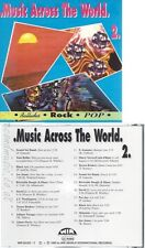 CD--MUSIC ACROSS THE WORLD 2--SOUND SET BAND--TERESA BOOKER--PEE JAY--VARIOUS--