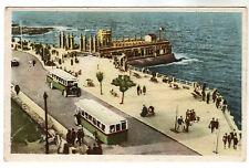 Chalet Ghar Id Dud - Sliema Photo Postcard c1950s / Malta