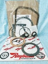 DODGE A727 TRANSMISSION REBUILD KIT WITH CLUTHES & TOLEDO OVERHAUL KIT - 1971-UP
