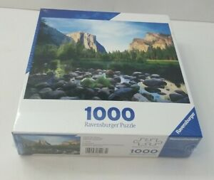 Ravensburger YOSEMITE VALLEY Jigsaw Puzzle -1000 PIECE 2020 - FACTORY NEW
