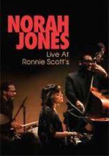 Norah Jones - Live at Ronnie Scott's Jazz Club - New BluRay - 15th June 2018