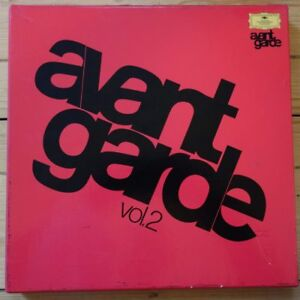 643541/46 Avant Garde Vol. 2 – 6 LP box set