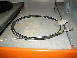 TOYOTA MR2 MARK 1 engine bay cable