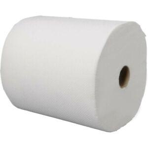 Handtuchrollen für Spendersysteme, Zellstoff, 2-lagig, 150m, 6 Stück