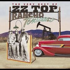 * ZZ TOP - Rancho Texicano: The Very Best - 2 CD SET