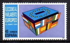 Spain - 1989 European parliament Mi. 2894 MNH