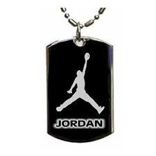 Michael Jordan - Dog Tag Pendant Necklace