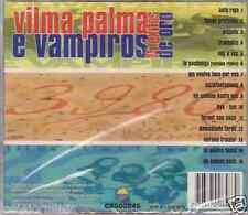 CD 90's 80's VILMA PALMA E VAMPIROS auto rojo MOJADA la pachanga TRAVESTIS bye