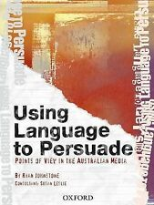 Using Language to Persuade by Johnstone (1st edition, 2007), New, free shipping