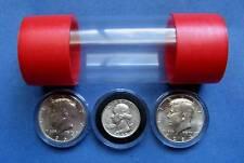 1 Cap-Tube - Tite Airtite Coin Holders Model-T Silver Half Dollar Quarter Rds.