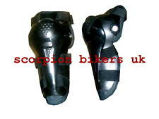 Motorcycle Motocross Hinged Knee Pads Guard Body Armour