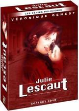 Julie Lescaut - coffret 9 épisodes DVD