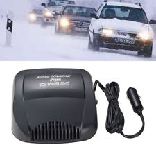 2 in 1 Car Heating Heater Warm Air Blower & Natural Wind Fan 12V DC 150W Plug in