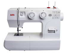 AEG 14K Sewing Machine, White