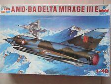 Maquette avion Vintage ESCI 1/48 Ref 4030 AMD-BA Delta Mirage III E