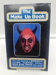 VINTAGE HALLOWEEN 1980s BOOK OF MAKE UP EX SHOP STOCK