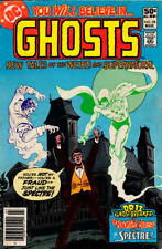 Ghosts #98 Vg/F, Spectre, Dr. 13 Ghost Breaker, Newsstand, Dc Comics 1981