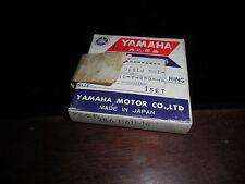 NOS Yamaha OEM 1978-1981 YZ125 Piston Ring 0.25 1st O/S 2K6-11611-10
