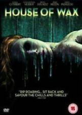 "HOUSE OF WAX (2005-DVD) ""RIP ROARING...SIT BACK & SAVOUR THE CHILLS & THRILLS""**"