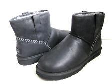 Ugg Mini Stitch Men Boots Black US 9 /UK 8 /EU 42