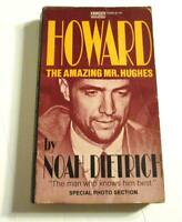 Howard, the amazing Mr Hughes by Dietrich Howard: -PB
