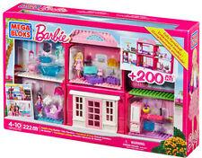 Mega Bloks Barbie Building Toys