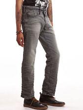 Replay Faded Skinny, Slim Rise 34L Jeans for Men
