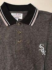 CHICAGO WHITE SOX ORIGINAL RETRO STARTER MLB POLO SHIRT LOW PRICE FREE SHIPPING!