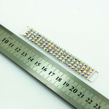 Short Crystal Rhinestone Bikini Connectors Metal Chain For Swimming Wear Decor