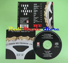CD TOUR DE FRANCE B.T. compilation 1997 ABBA AMERICA TOM JONES (C21) no mc lp