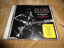 Elvis Presley: In Person At The Int. Hotel, Las Vegas, NV (1970) [1 CD] (1992)