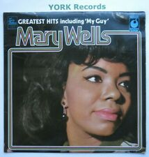 MARY WELLS - Greatest Hits - Excellent Con LP Record Sounds Superb SPR 90008