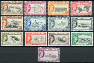 Ascension 1956 SG.57-69 U/M