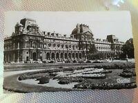Rarissima Cartolina Paris Le Louvre da collezione Anni 60